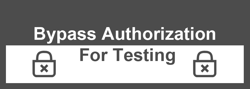 How to mock authorize attribute for testing in asp.net core 3.1